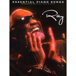 RAY CHARLES ESSENTIAL PIANO SONGS