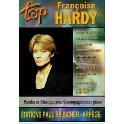 TOP FRANÇOISE HARDY