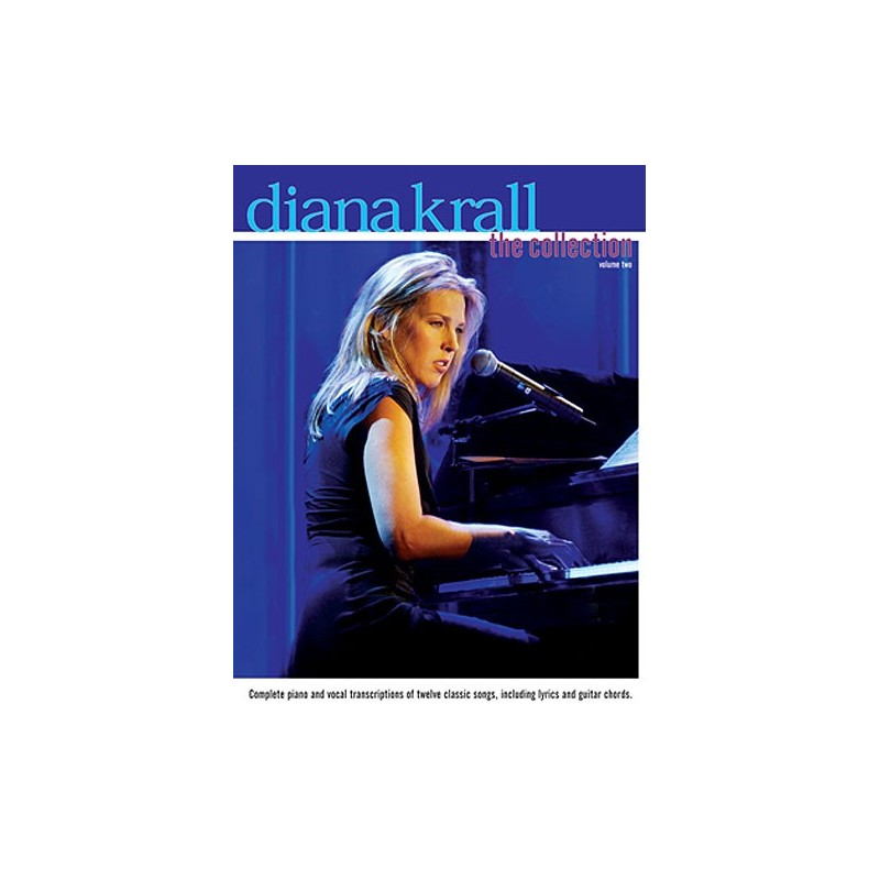 DIANA KRALL - THE COLLECTION Vol.2