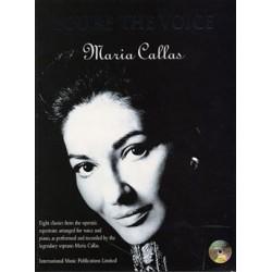 YOU'RE THE VOICE MARIA CALLAS (+ CD)