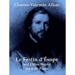 LE FESTIN D'ESOPE et OTHER WORKS PIANO