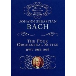 The Four Orchestral Suites BWV 1066-1069