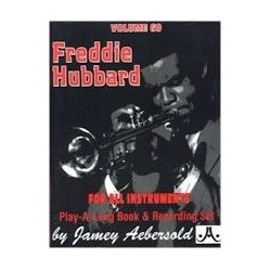 AEBERSOLD VOL.60 - FREDDIE HUBBARD (+CD)