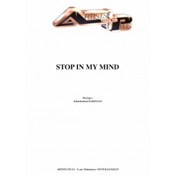 STOP IN MY MIND