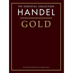 HANDEL GOLD ESSENTIAL PIANO COLLECTION