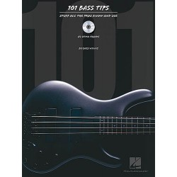 101 BASS TIPS Stuff All the Pros Know and Use