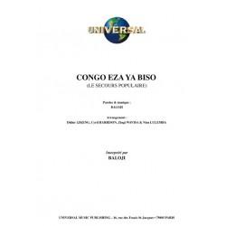 CONGO EZA YA BISO (LE SECOURS POPULAIRE)