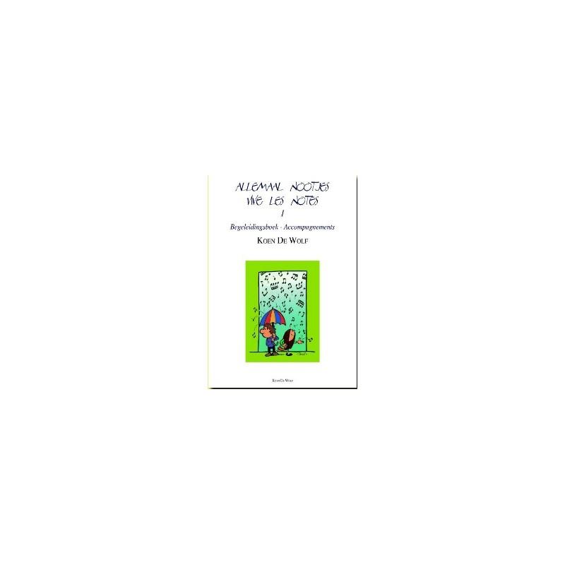 VIVE LES NOTES Vol.1 Cahier du professeur (accompagnements)