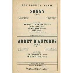 SUNNY / ARRET D'AUTOBUS