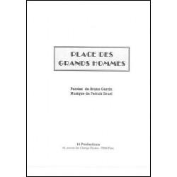 PLACE DES GRANDS HOMMES