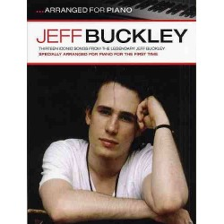 JEFF BUCKLEY ARRANGED FOR PIANO