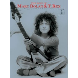 THE BEST OF MARC BOLAN et T.REX (TAB)