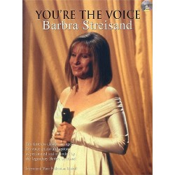 YOU'RE THE VOICE BARBRA STREISAND (+CD)