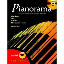 PIANORAMA VOL.3B (+CD)