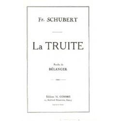 LA TRUITE Franz SCHUBERT