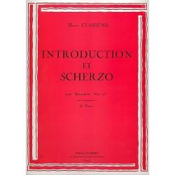 Introduction et scherzo