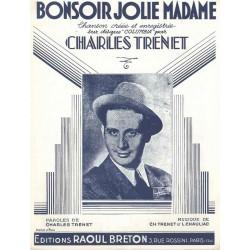 BONSOIR JOLIE MADAME