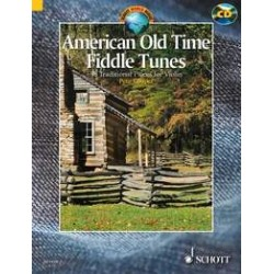 AMERICAN OLD TIME FIDDLE TUNES (+CD)