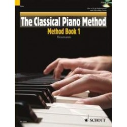 THE CLASSICAL PIANO METHOD : METHOD BOOK 1 (+CD)
