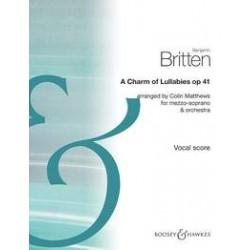 A CHARM OF LULLABIES Op.41