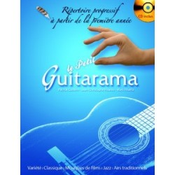 LE PETIT GUITARAMA (+CD)
