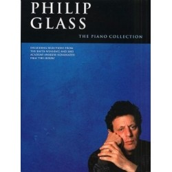 Songbook PHILIP GLASS THE PIANO COLLECTION