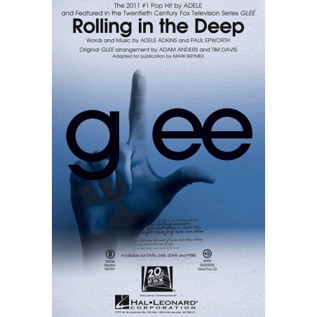 ROLLING IN THE DEEP (SATB)