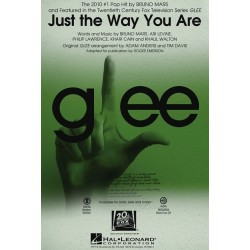 JUST THE WAY YOU ARE (SATB)