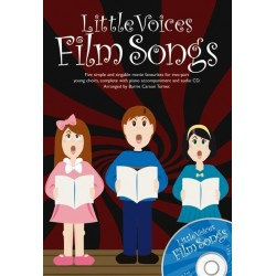 LITTLE VOICES FILM SONGS (+CD)