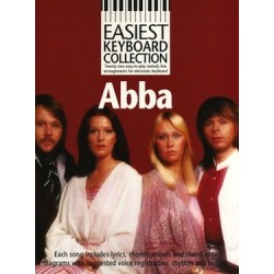 EASIEST KEYBOARD COLLECTION ABBA