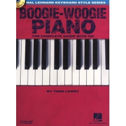 BOOGIE-WOOGIE : PIANO - THE...