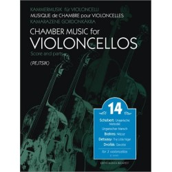 CHAMBER MUSIC FOR VIOLONCELLOS
