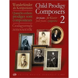 CHILD PRODIGY COMPOSERS FOR...