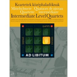 INTERMEDIATE LEVEL QUARTETS...