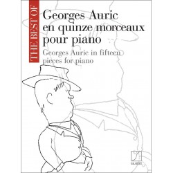 THE BEST OF GEORGES AURIC...