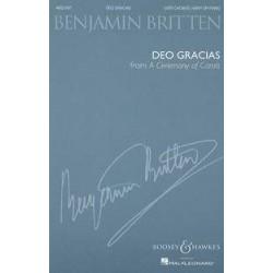 DEO GRACIAS OP.28 No.10