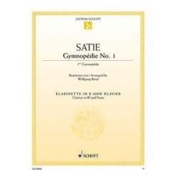 GYMNOPÉDIE N°1 (CLARINETTE...