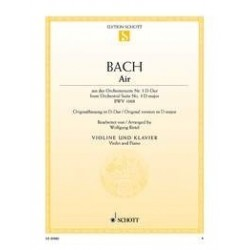 AIR - BWV 1068 (VIOLON ET...