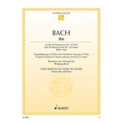AIR - BWV 1068 (VIOLONCELLE...