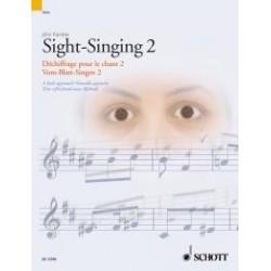 SIGHT-SINGING (DÉCHIFFRAGE...