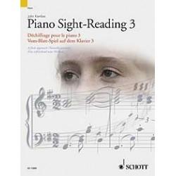 PIANO SIGHT-READING...