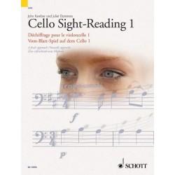CELLO SIGHT-READING...