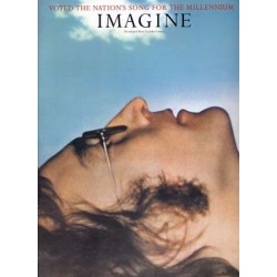 Sheet music IMAGINE John Lennon