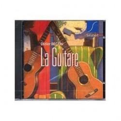 LA GUITARE - LE CD