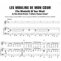 LES MOULINS DE MON CŒUR