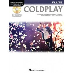 FLUTE PLAY-ALONG : COLDPLAY...