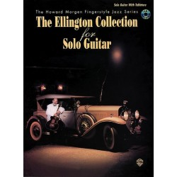 THE ELLINGTON COLLECTION FOR SOLO GUITAR (TAB + CD)
