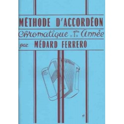 METHODE D'ACCORDEON...