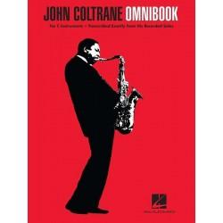 JOHN  COLTRANE OMNIBOOK C