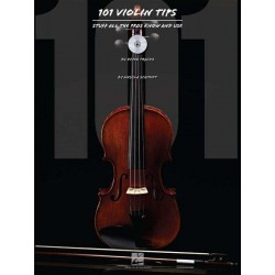 101 VIOLIN TIPS : STUFF ALL...